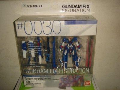 1戰隊ROBOT魂MIA MG機動戰士FIX #0030 #0030 MSZ-008 Z II Z鋼彈一千八佰五一元起標