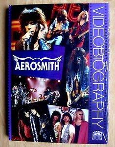 ##重金屬 DVD  全新進口 Aerosmith / Videobiography + BOOK半價