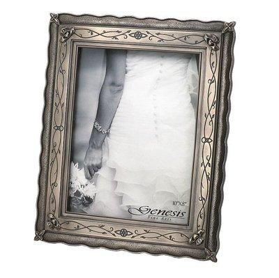 【芮洛蔓 La Romance】Genesis 冷鑄銅8 x 10相框 - 摯愛 / 新婚 / 情人節(原價$5680)