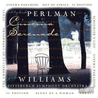 【美版】帕爾曼的電影琴聲 Film Music - Cinema Serenade --- SK63005