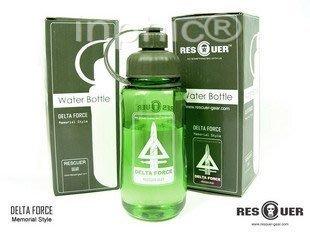 INPHIC-RESCUER-拯救者 三角洲紀念版水壺水瓶(墨綠色)