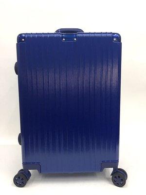29吋行李箱 旅行箱 拉鍊行李箱