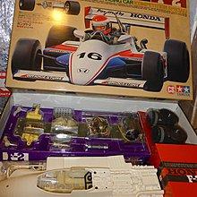 Vintage Tamiya 1/10 Radio Control Racing Car - Honda F-2