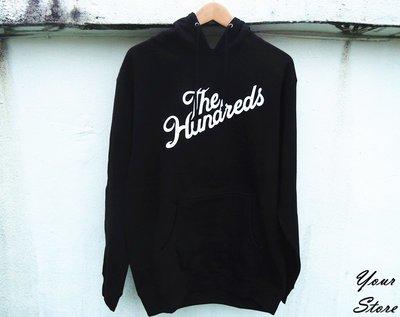 【Your Store】美牌 The Hundreds Forever Slant 炸彈 Logo Hoodie 帽T