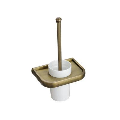 I-HOME 方程式 Formula 衛浴配件 台製 免運 R-1314 青古銅色 馬桶刷座