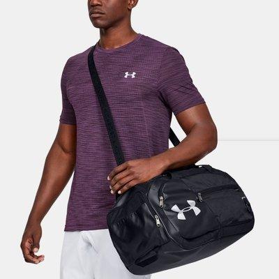 【SL美日購】UA Undeniable Duffel 4.0 SM 行李袋 黑色 旅行袋 包包 1342656-001