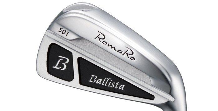 ┌喻蜂高爾夫┐Romaro Ballista 501 IRON NS950 鐵桿6支組(5~P) 現貨供應中