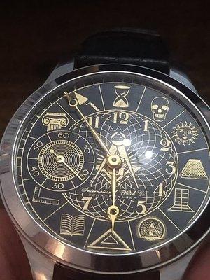 IWC萬國古董錶OMEGA  AP ROLEX LONGINES ORIS EPOS RADO一元起標GP更多瑞士錶