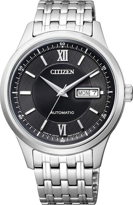 日本正版 CITIZEN 星辰 NY4050-54E 男錶 男用 手錶 日本代購