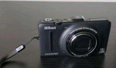二手 NIKON S9300 數位相機 二手保固七日 正常品預購品 取代s9700