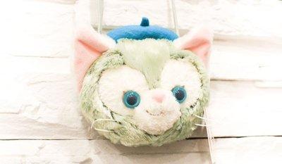 [bai]日本海洋迪士尼DUFFY 貓咪達菲好友Gelatoni 吉拉東尼小畫家零錢包悠遊卡車票夾