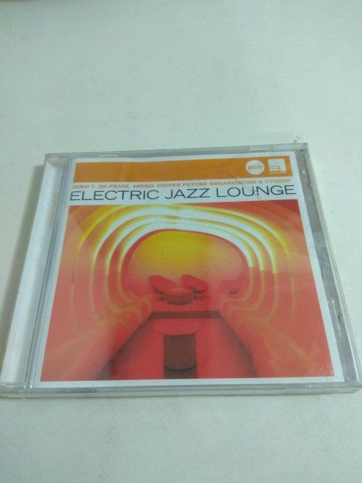 (西) (全新未拆封) Electric Jazz Lounge (歐版)