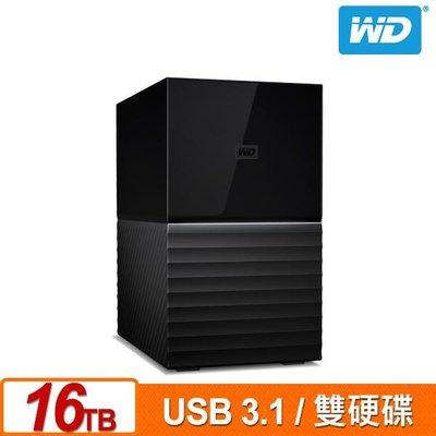 @電子街3C 特賣會@全新 WD My Book Duo 16TB(8TBx2) USB3.1雙硬碟儲存 台中市