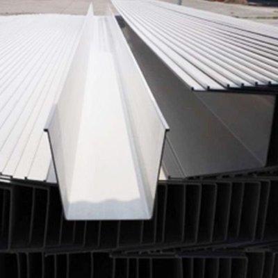 [台灣現貨]PVC水槽天溝雨水槽屋檐溝雨水槽排水槽種植槽養殖槽滴水槽