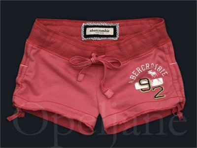Abercrombie & Fitch Margot Short 休閒熱褲短褲 女孩款 L號 愛Coach包包