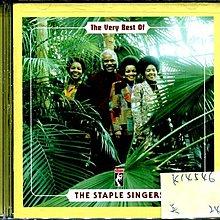 *真音樂* THE VERY BEST OF THE STAPLE SINGERS 美版 二手 K14546