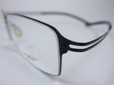 【信義計劃】全新真品 Eyelet 眼鏡 EL44 鏤空金屬方框 一體成型 超輕超越 Silhouette 詩樂