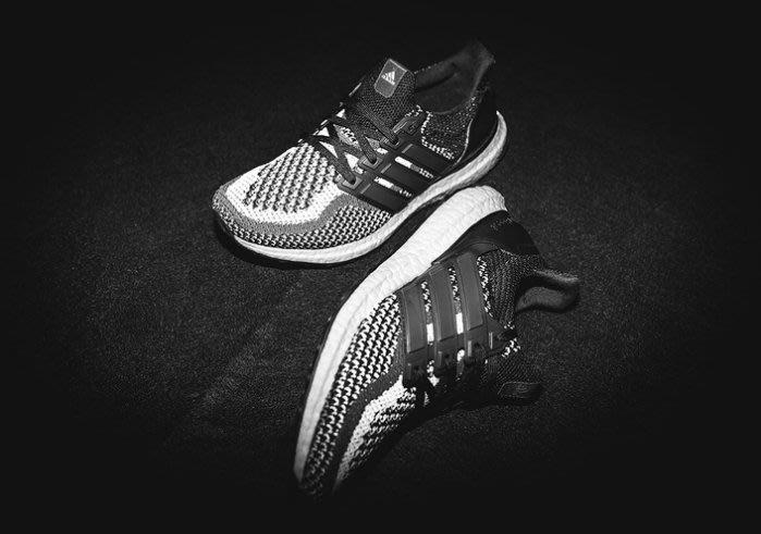 (阿信)ADIDAS ULTRA BOOST 2.0 LTD 3M 反光 馬牌 編織 休閒 慢跑潮鞋 男潮鞋 BY1795