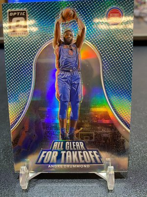 抓猛哥 2017-18 Optic All Clear for Takeoff Holo Andre Drummond