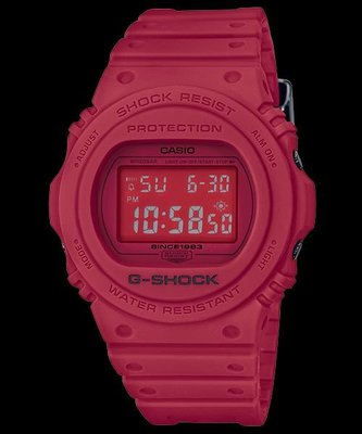 CASIO G-SHOCK WATCH DW-5735C-4