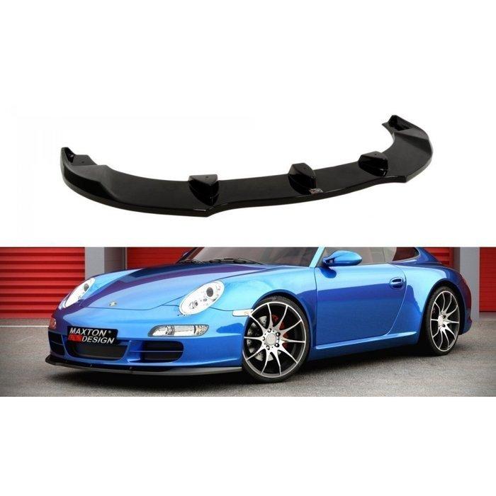 波蘭 Maxton Design 下擾流 側擾流 後擾流 定風翼 尾翼 下包 大包 Porsche 全車系 專車 專用