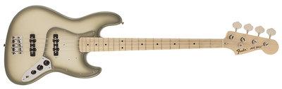 【又昇樂器 . 音響】免運 無息分期 Fender Japan 限量款 ANTIGUA 4弦 JazzBass 電貝斯