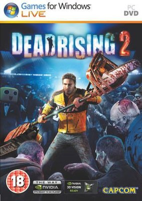 【傳說企業社】PCGAME-Dead Rising 2 死亡復甦2(英文版)