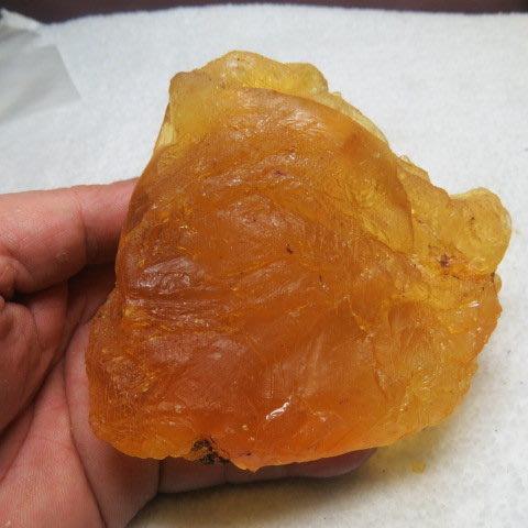 【競標網】波羅的海天然真品黃金香琥珀原礦218克(F12)市面稀少(網路特價品、原價1300元)限量一件