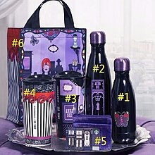 Anna Sui x Starbucks 人氣 隨行杯套裝一套6件