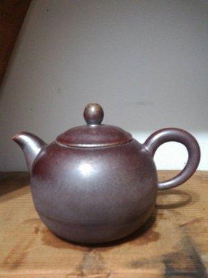 (00105)手拉胚柴燒茶壺 台中市