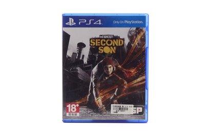 【橙市青蘋果】PS4:惡名昭彰 第二之子 Infamous: Second Son 中英文合版 #29915