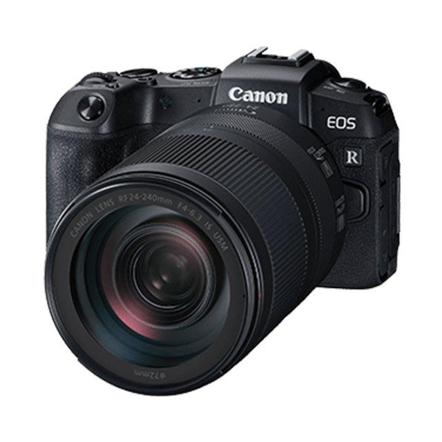 【eWhat億華】Canon EOS RP  單機 搭 RF 24-240MM 【不含轉接環】 全片幅無反光鏡 EOSRP 平輸 繁中 類 Z7 【1】