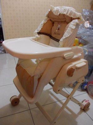 豪華 兒童 餐桌椅