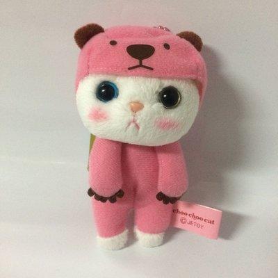 Choo Choo小熊造型玩偶