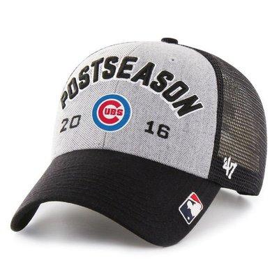 MLB芝加哥小熊隊'47 2016 NL Central Division Champions Locker棒球帽-特價