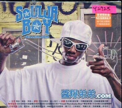 *還有唱片行* SOULJA BOY / TELLEM.COM CD+DVD 全新 Y2725