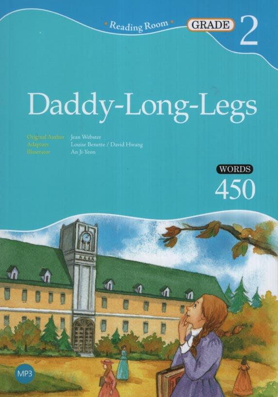 【小瑜書舖\語言學習】Daddy-Long-Legs【Grade 2】~寂天出版~Jean Webster等著(P)