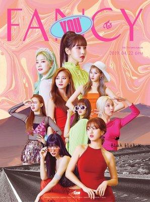 TWICE 迷你七輯 FANCY YOU 7TH MINI ALBUM 專輯 代購 計銷量