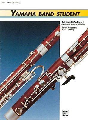 【599免運費】Yamaha Band Student,Book 2【Bassoon Book】00-3924