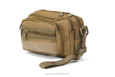 [01] M47 遊騎兵 戰術腰包 沙 ( 槍盒槍箱槍包槍套槍袋提袋手拿包外送生財小腰包MOLLE自行車腰包相機包臀包