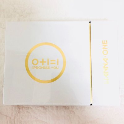 [WANNA ONE] I PROMISE YOU EDITION OFFICIAL MD PACKAGE