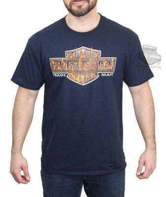 Harley-Davidson 哈雷機車 短袖T恤 Charred Trademark L XL 有大尺碼 全新 現貨