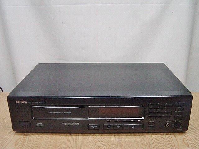 【小劉2手家電】高級的ONKYO R1 雷射碟影機LD放影機,DX-703型,舊壞機可修理回收!