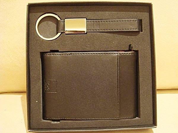 破盤清倉大降價!全新從未用過的德國品牌 Troika 皮夾鑰匙環禮盒組,低價起標無底價!本商品免運費!