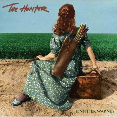 【24K金】獵人 THE HUNTER / /珍妮佛華恩斯 Jennifer Warnes---IMP8303