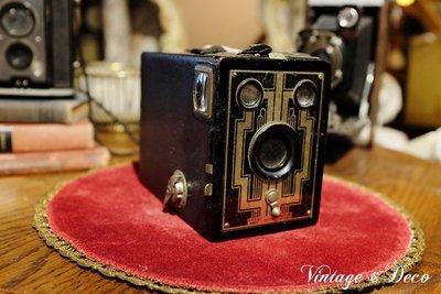 [Camera-0077] 1934-1942's 美國老柯達 Kodak Six-20 古董相機 二手 復古 收藏老件
