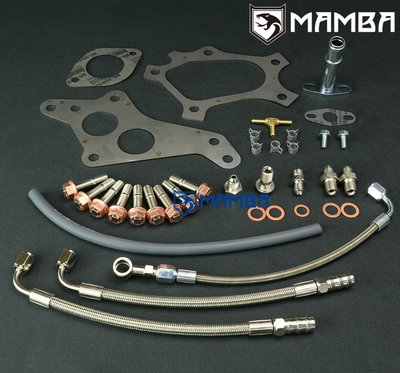 Turbo Install Line t For 04~07 Subaru BP5 Liberty Legacy IHI
