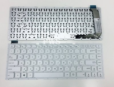 【全新 ASUS X441 X441MA X441MB X441NA X441NC X441SA 華碩 中文鍵盤】白 黑