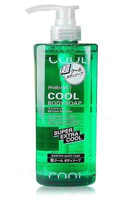 【小糖雜貨舖】日本 熊野法瑪雅超清涼 沐浴乳 600mL