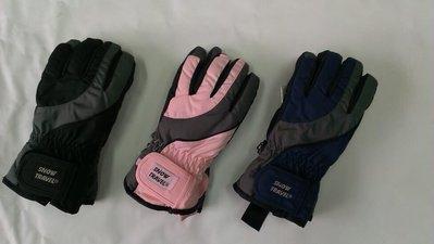 SNOW TRAVEL AR-01 兒童防水羽毛手套~~雪地手套  防雪  防水